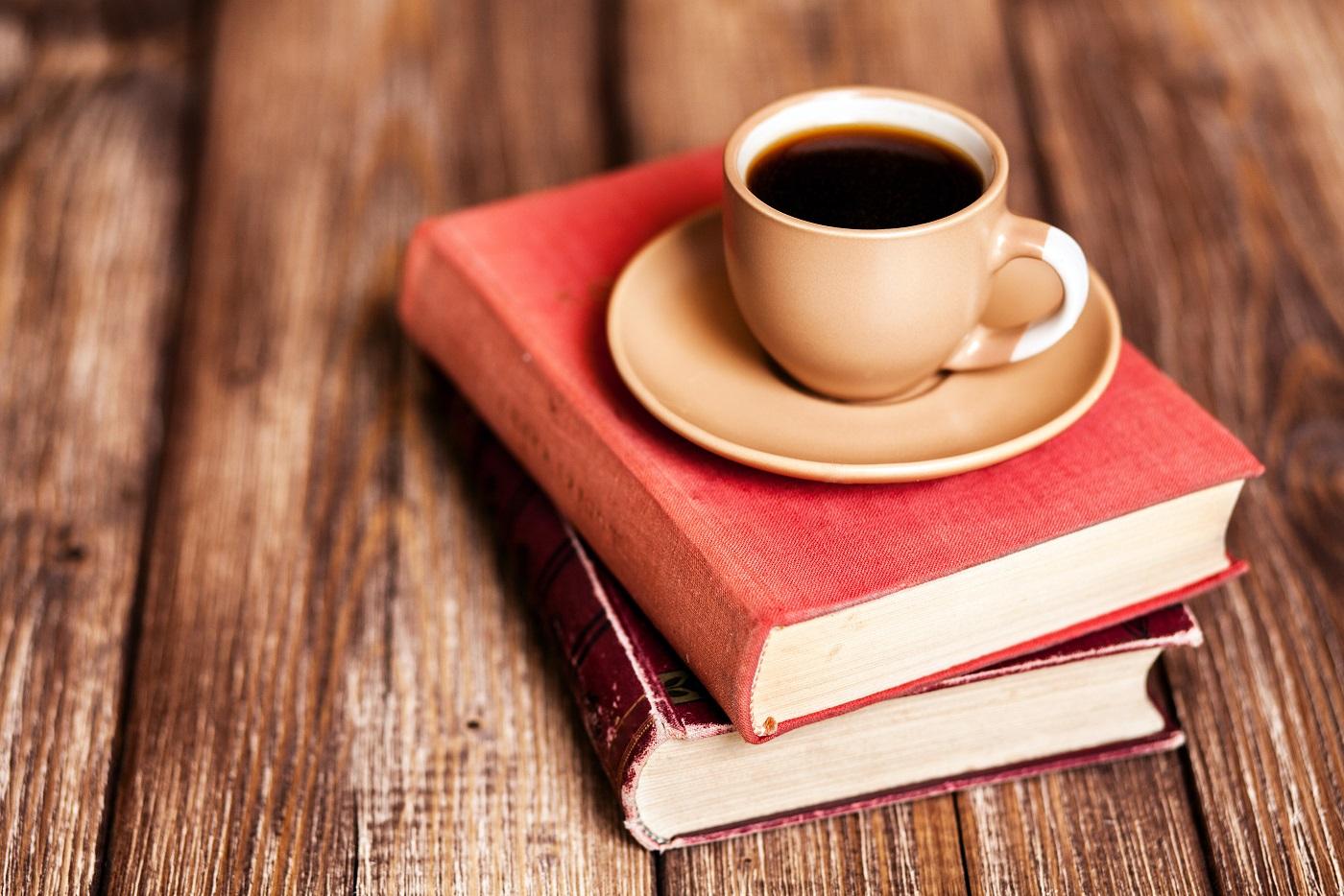 Kaffee-Bücher