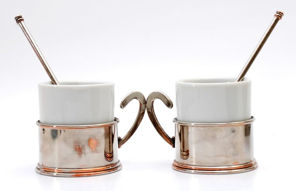 Türkische Kaffee-Becher
