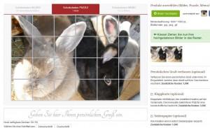 Screenshot aus my-schoko-world.com/schokoladen-puzzle/