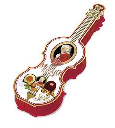 Mozart-Geige - Mozartkugeln